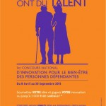 Les aidants ont du talent